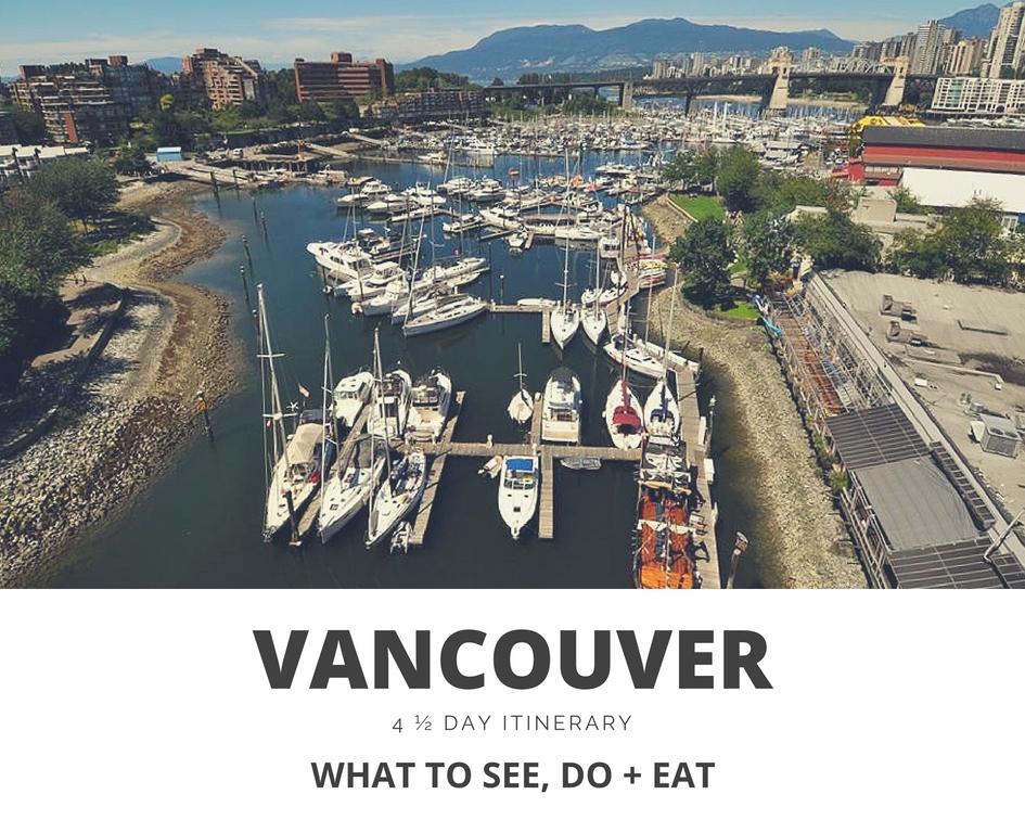 Vancouver, Granville St Bridge