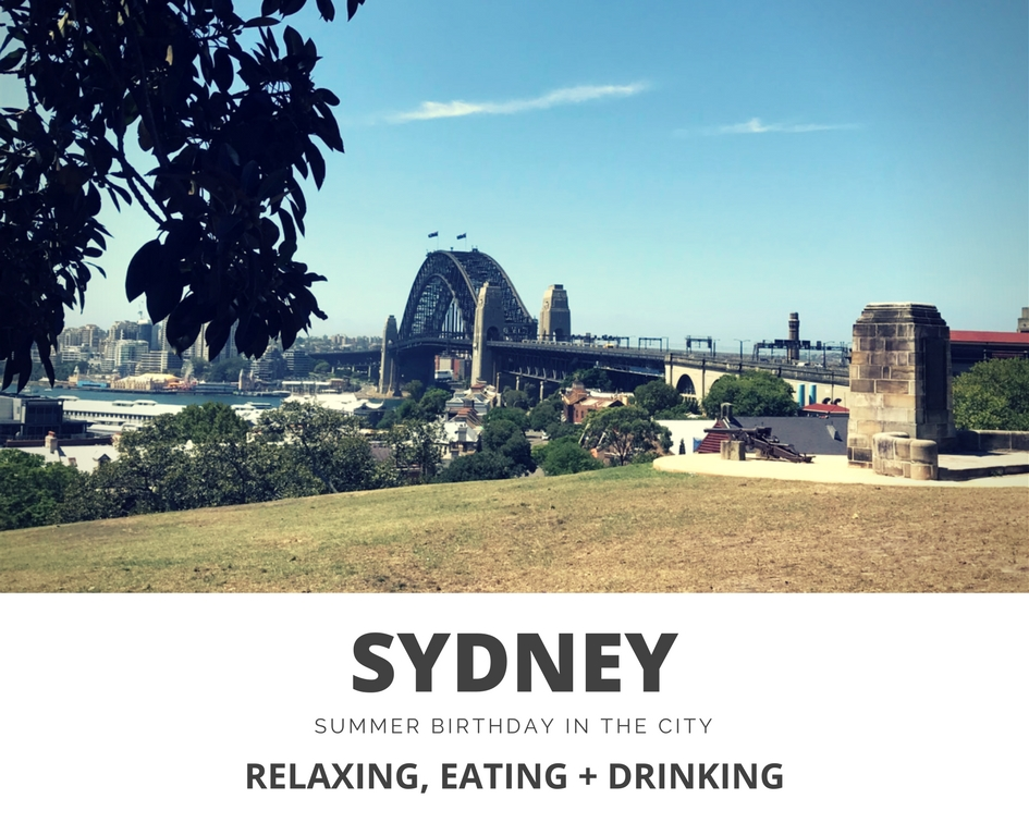 Sydney Birthday